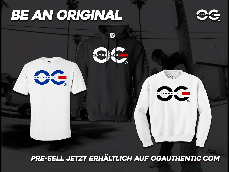 OG Authentic Pre-Sale Grafik